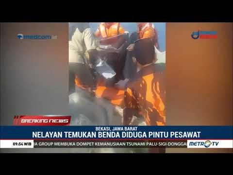 Nelayan Bekasi Temukan Serpihan Lion Air JT610