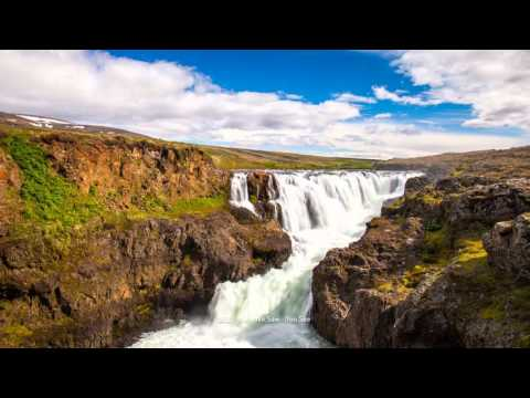 Iceland and Greenland timelapse 4K (UHD)
