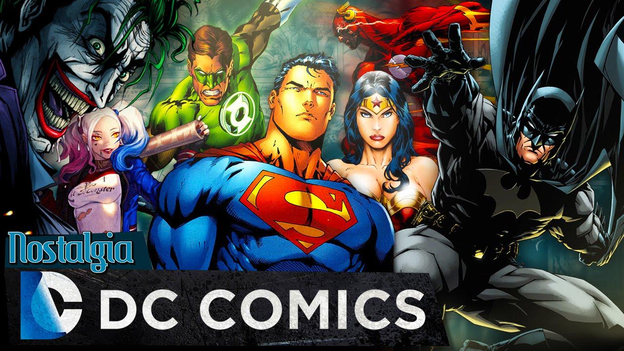 Nostalgia - DC Comics