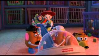Toy Story 3 Bonus Clip - Buzz Flies