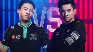 Triple vs Westdoor | 1 v 1 Tournament | 2018 All-Star Event | Day 2