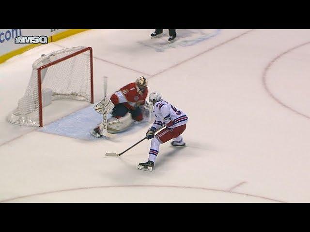 Rangers, Panthers take it to a shootout