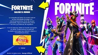 *WORKS* SAVE THE WORLD FOR FREE! FREE PAVOS IN FORTNITE!! Free V-BUCKS (XBOX ONE)