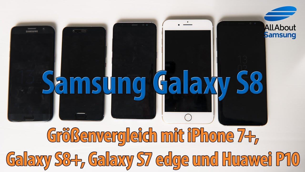 iphone 8 samsung s8 huawei p10