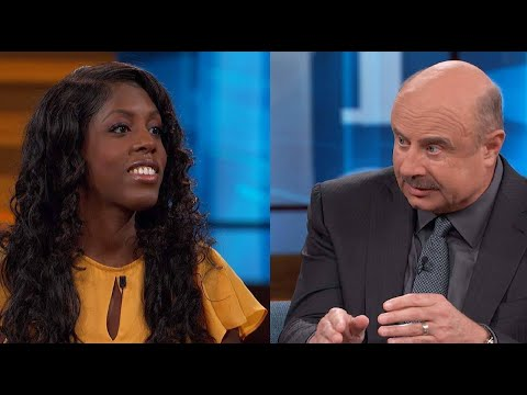 Dr. Phil To Woman Whose Fiancé Abandoned Her On Their Wedding Day: 'You Are Grieving The Man You …