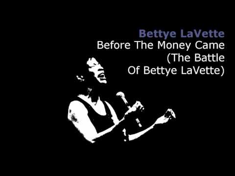 Before The Money Came (The Battle Of Bettye LaVette)
