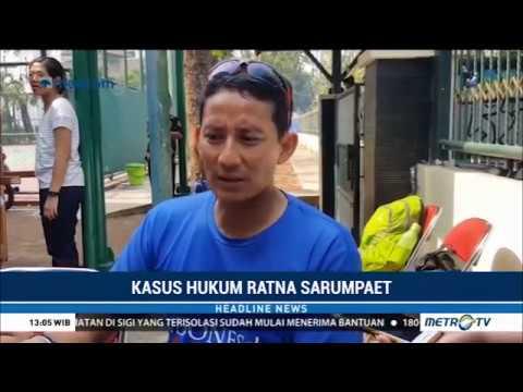 Sandiaga : Saya Dan Pak Prabowo Siap Bersaksi Untuk Kasus Ratna Sarumpaet