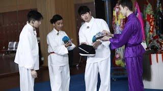 20150419 CCTV 叮咯咙咚呛第八集足本 Ding Ge Long Dong Qiang eighth episode