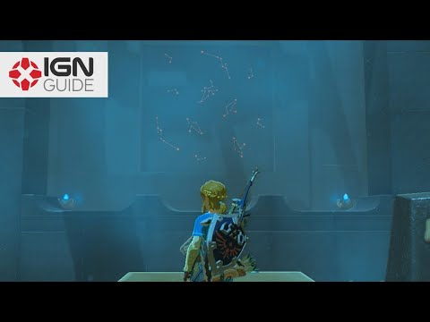 Zelda: Breath of the Wild Shrine Walkthrough - Keo Ruug Shrine