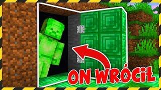 ZIELONY STEVE POWRÓCIŁ! - Minecraft FERAJNA