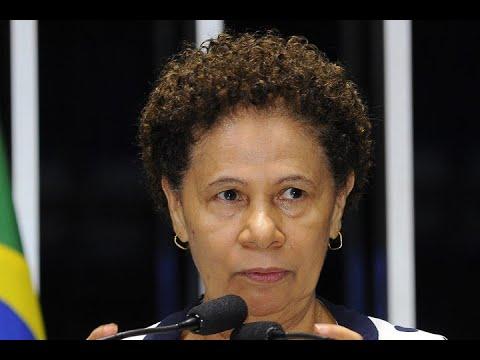 Regina Sousa aponta vetos de Temer a programas sociais e a metas do Plano Nacional de Educação