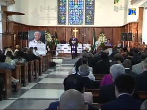 Memorial Service - The Late Former President of the Republic of South Africa, Nelson Mandela