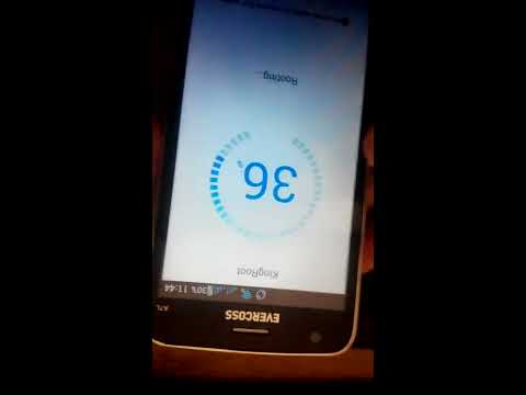 Cara root hp android evercoss A7L 100% work
