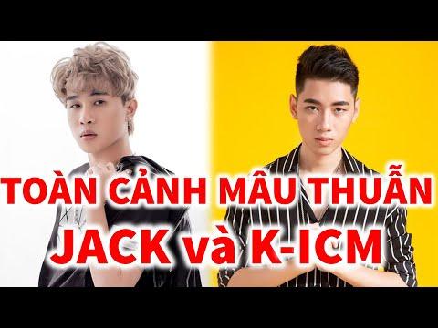 Sự Thật Toàn Cảnh Mâu Thuẫn Giữa Jack Và K-ICM: Jack được 99% ủng Hộ