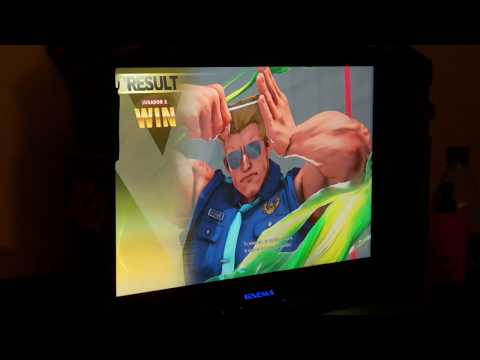 SFV Final Round 2018 Salty Suite - Oil King (Rashid) vs SPM Caba (Guile) [1080p60]