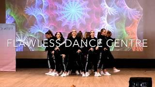 FLAWLESS DANCE CENTRE - 'HEY MAMA' #dance