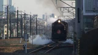 C6120 大宮構内試運転 2011.2.23