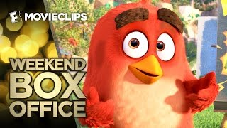 Weekend Box Office - May 20-22, 2016 - Studio Earnings Report HD