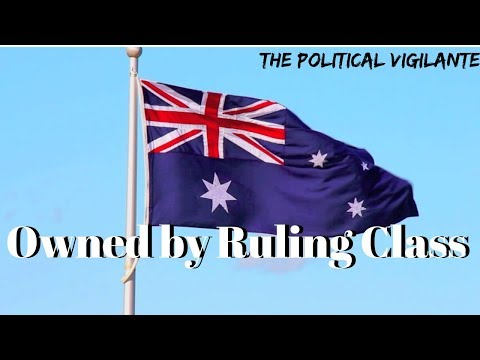 Australia's Rulling Class Tries To Outlaw Protesting — The Political Vigilante