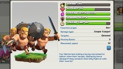 Clash of clans: The Barbarian's Battle Rams (Builder Has Left Week 1)
