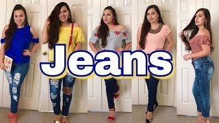 OUTFITS CON JEANS ''Factory-fashion.com''