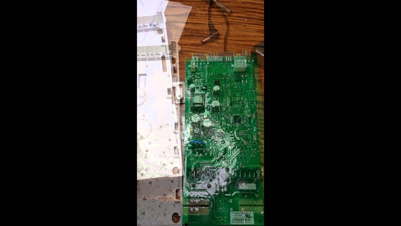 Control Board For Whirlpool Duet Dryer Migrant Resource Network Senseon Wiring Diagram Error Code F 01 On Sport Electric Dont A