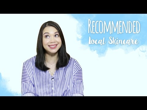 Recommended Local Skincare | Skincare 101