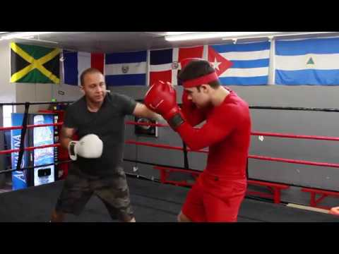 Boxing How To Block Punches Youtube