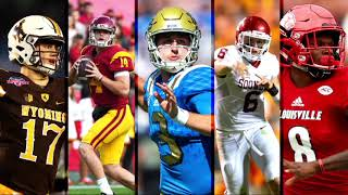 DP's Draft Intel: The Browns Like Allen & Mayfield At QB | The Dan Patrick Show | 4/23/18
