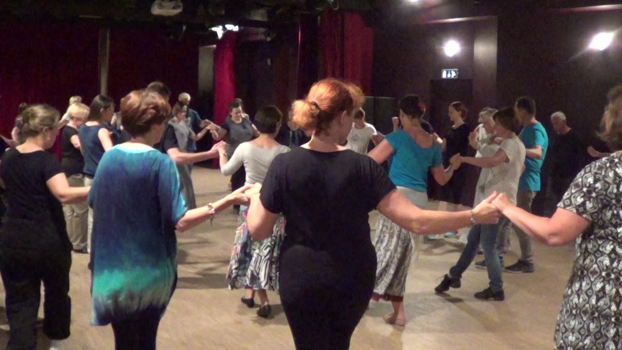 U Tube Wedding Dances.Bellitikos Greek Circle Wedding Dance Ira Weisburd 2017 Warsaw Poland Workshop