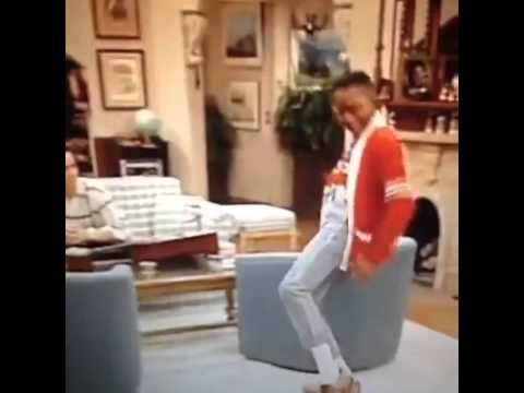 uncle jessie teaching steve urkel how to walk it out youtube