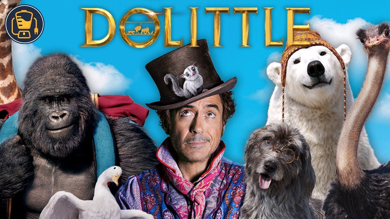 Dolittle Everything We Know So Far Youtube