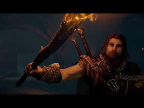Middle-Earth : Shadow Of Mordor Full Gameplay Walkthrough Part 7 -  Help Hirgon Save His Wife