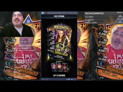 OTL Rewards, 2 New Female Shattered Pros!! Tag Team Pack Opening! WWE Supercard