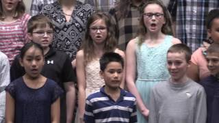 03.21.2017 Marshall Middle School Choir & Orchestra Concert