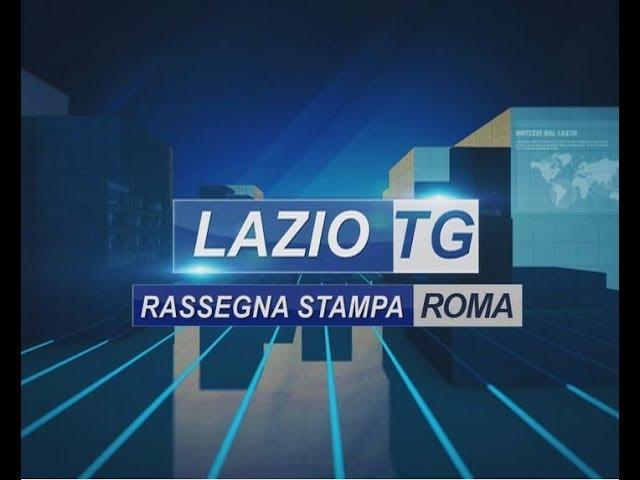 RASSEGNA STAMPA DI ROMA 8 07 19