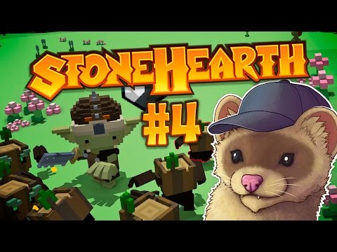 Stonehearth Ep. 4 - WHAT IS EVEN HAPPENING ★ Stonehearth Gameplay