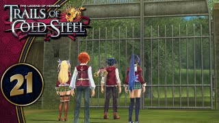 Trails Of Cold Steel | Lunaria Nature Park | Part 21 (PS4, Let's Play, Replay)