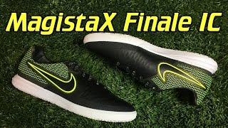 Nike MagistaX Finale Indoor Electro Flare Pack - Review + On Feet