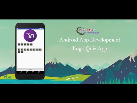 Android Studio Game Tutorial - Logo Quiz App