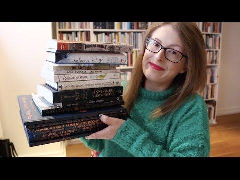 January Book Haul | 2018