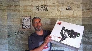 Unboxing zhiyun crane 3 Español. Mejor estabilizador 2019, Estabiliza tus videos!!