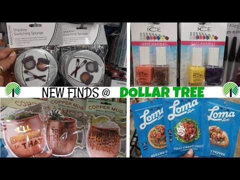 DOLLAR TREE * NEW FINDS!!! 10-6-19