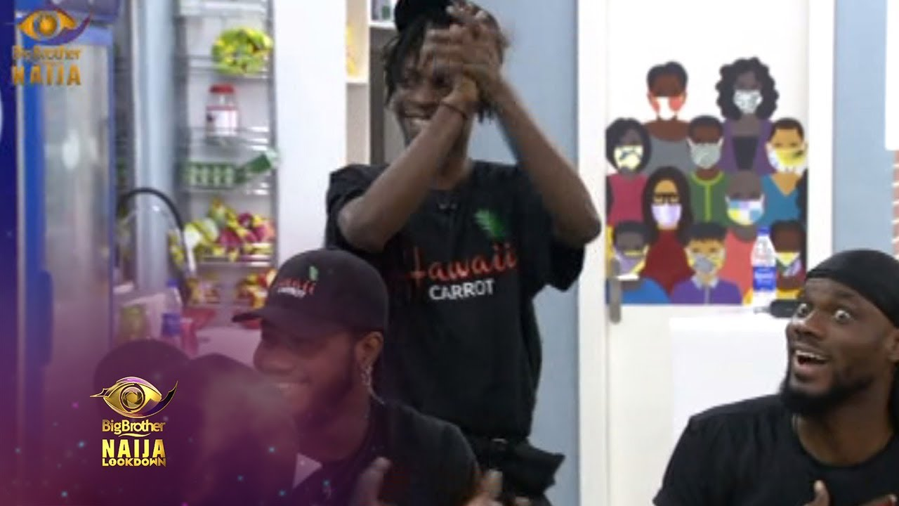 Day 31: A big win for Team Hawaii Carrot | Big Brother: Lockdown | Africa Magic