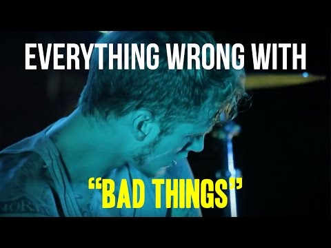 "Everything Wrong With Machine Gun Kelly & Camila Cabello - ""Bad Things"""