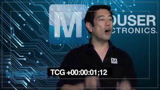 Mouser Electronics Newest Products Grant Imahara