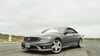 """REAL REASON MERCEDES STOP PRODUCING THE CL63 AMG""!"