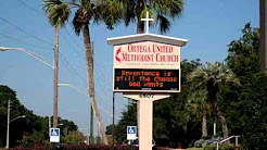 Ortega United Methodist Church, Roosevelt