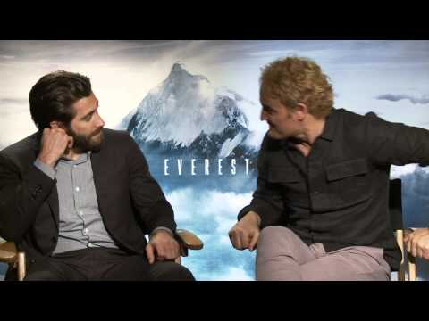 Interview: Everest Stars Jason Clarke and Jake Gyllenhaal