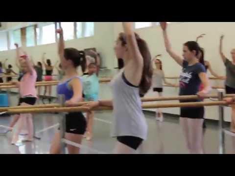 Mercersburg Dance Camp 2014